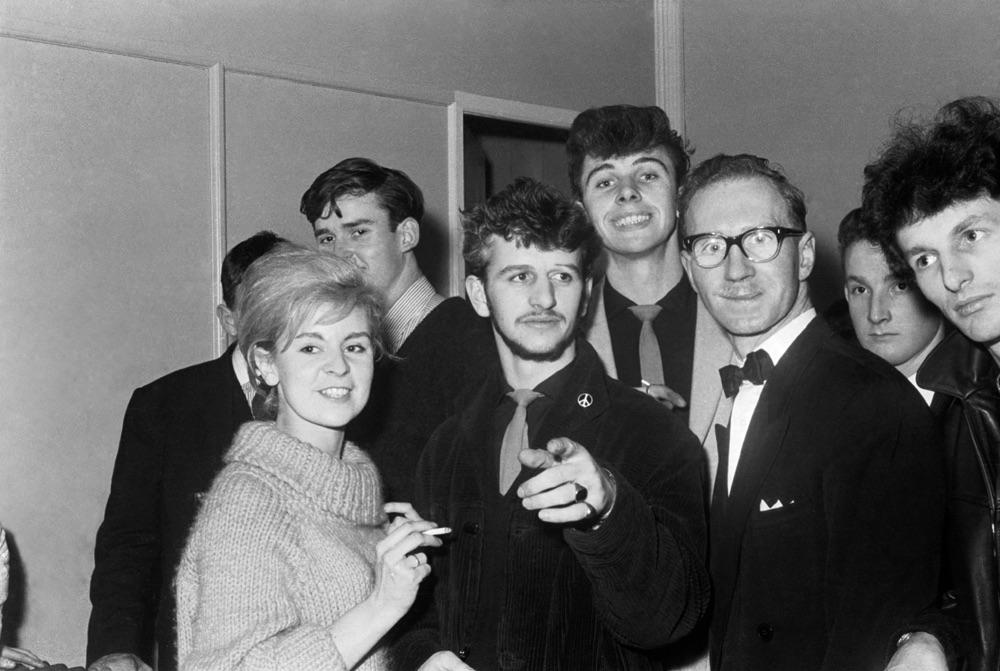 Ringo Starr, 1962.