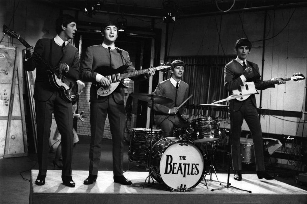 The Beatles on Ready, Steady, Go! October 4th 1963.