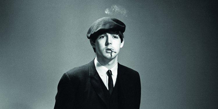 Paul McCartney 1964 Photo By Ringo Starr