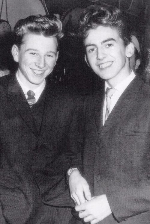George Harrison Age 15