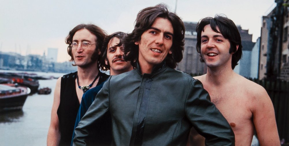The Beatles' Mad Day Out photo shoot, July 28th, 1968.