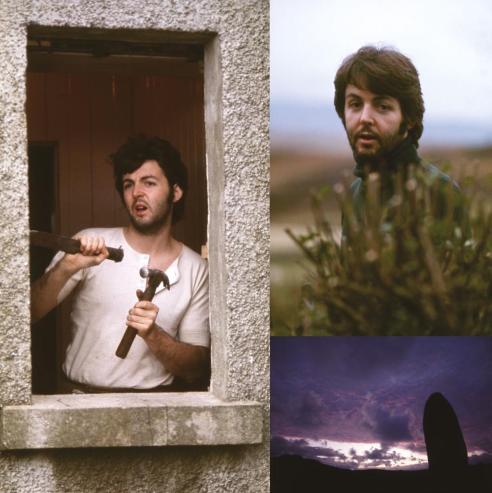 Paul McCartney circa 1970.