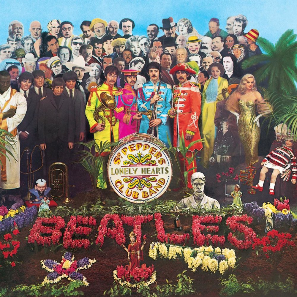 Sgt Pepper's Lonely Hearts Club Band - 1967