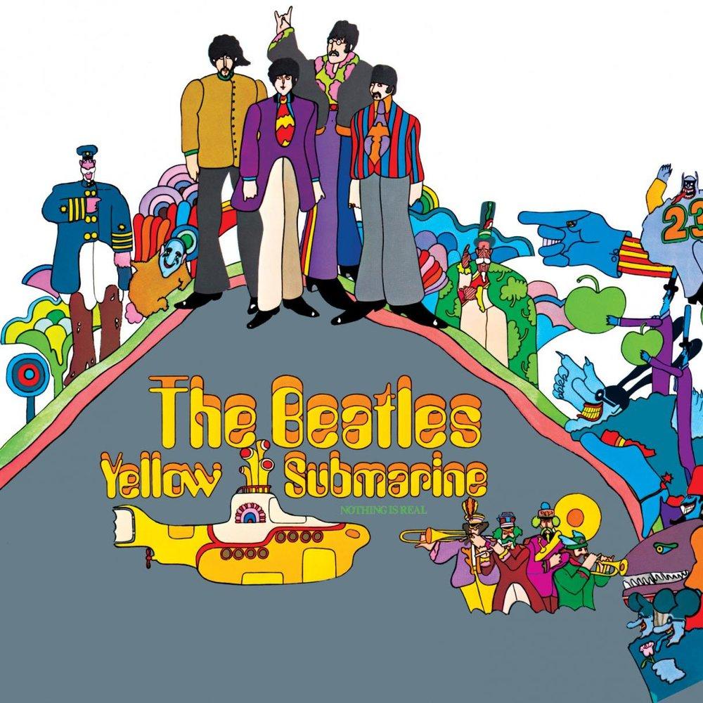 Yellow Submarine - 1969