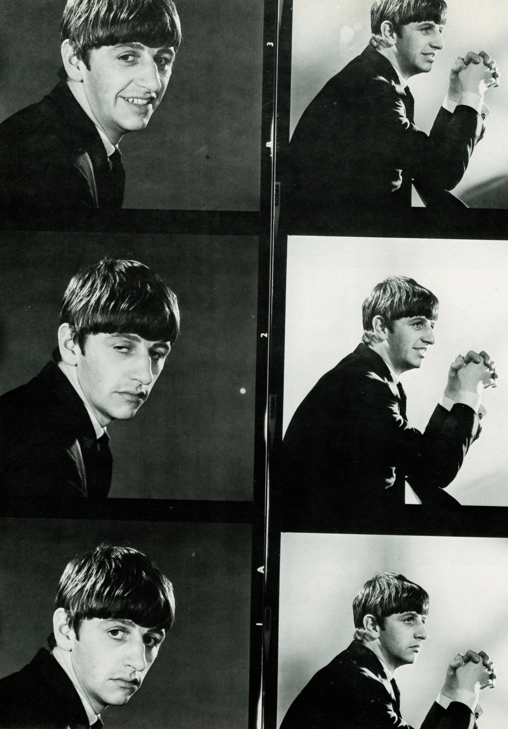 Ringo Starr 1963 - photos by Dezo Hoffman.