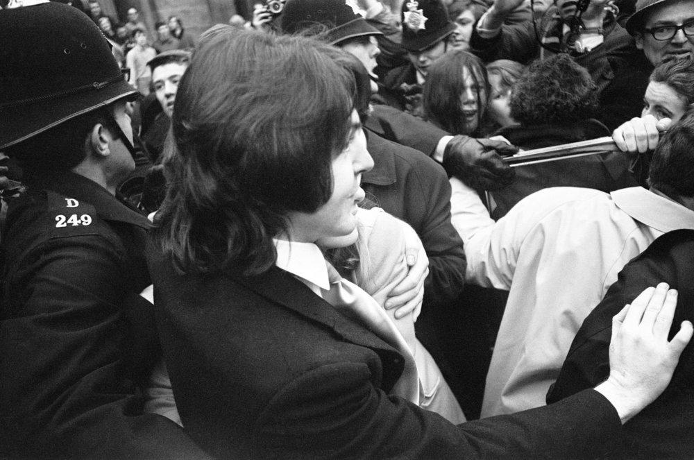 Paul McCartney, March 12th 1969.