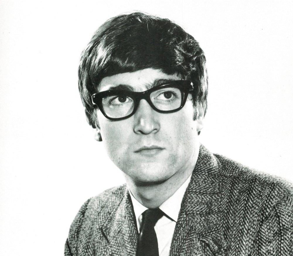 John Lennon at Wardour Street studios in London, May 17th 1963.