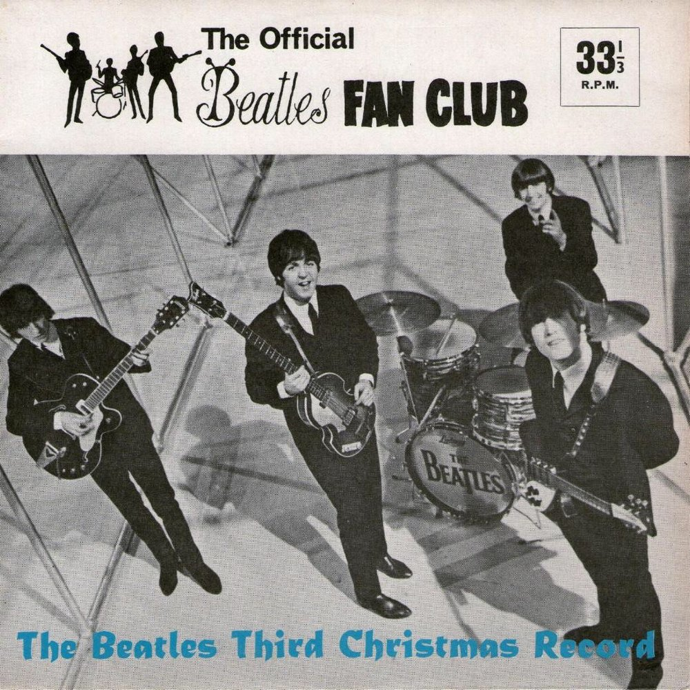 The Beatles' Third Christmas Record, 1965.