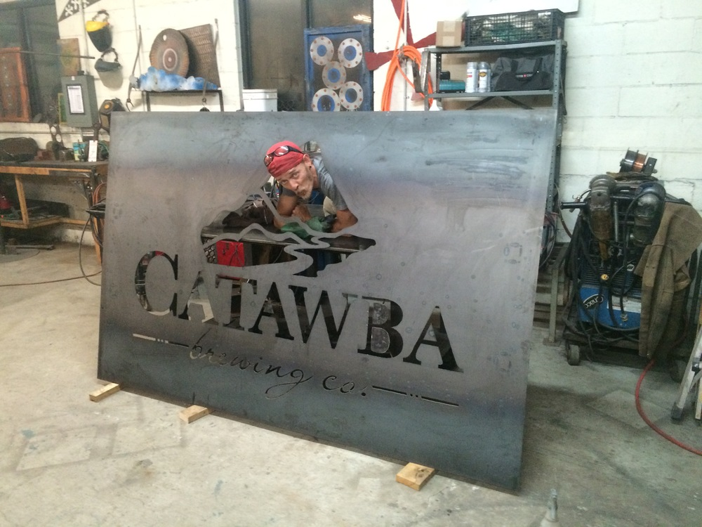 Sign Fabrication