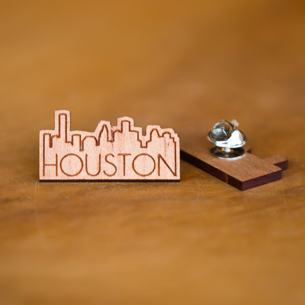 Houston Pins