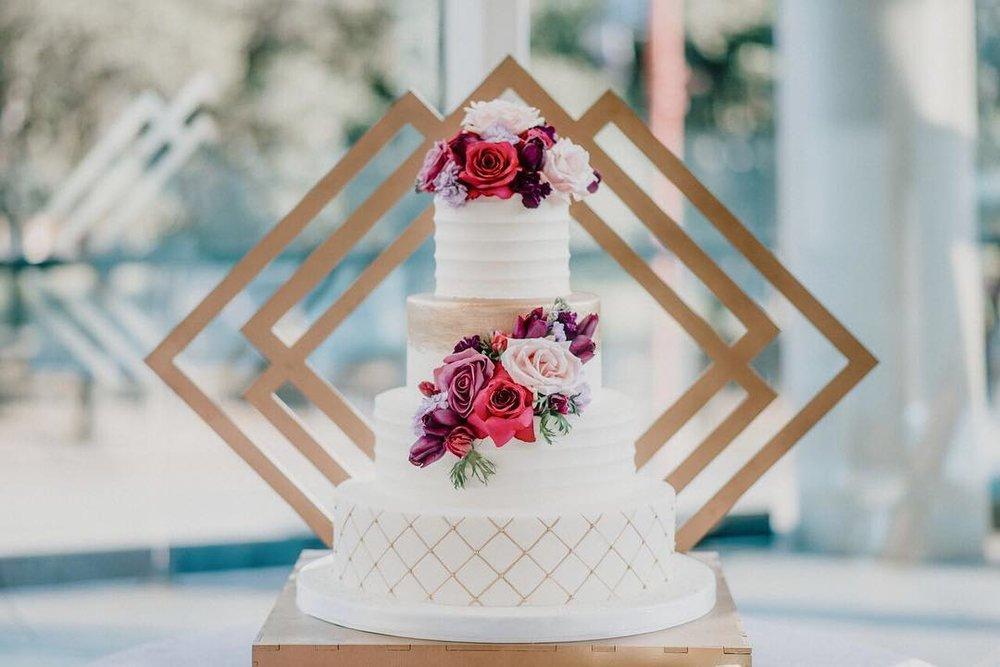 Geometric Cake Stand_TwoBeWed_2017.jpg