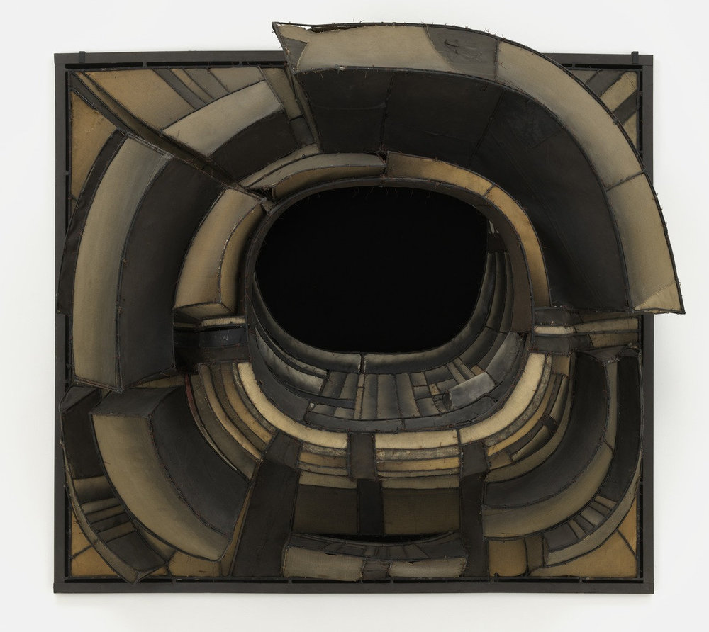 """Untitled"" Lee Bontecou 1961"
