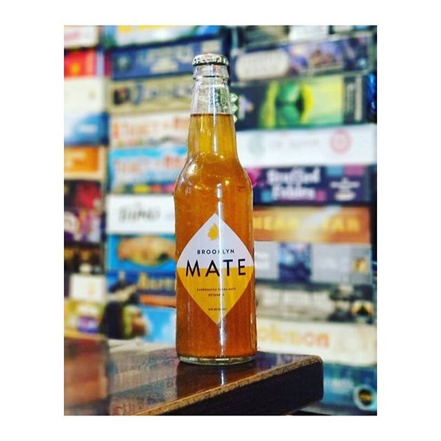 Come play with us!now stocked @theuncommonsnyc #brooklynmate #yerbamate #keepitnatural