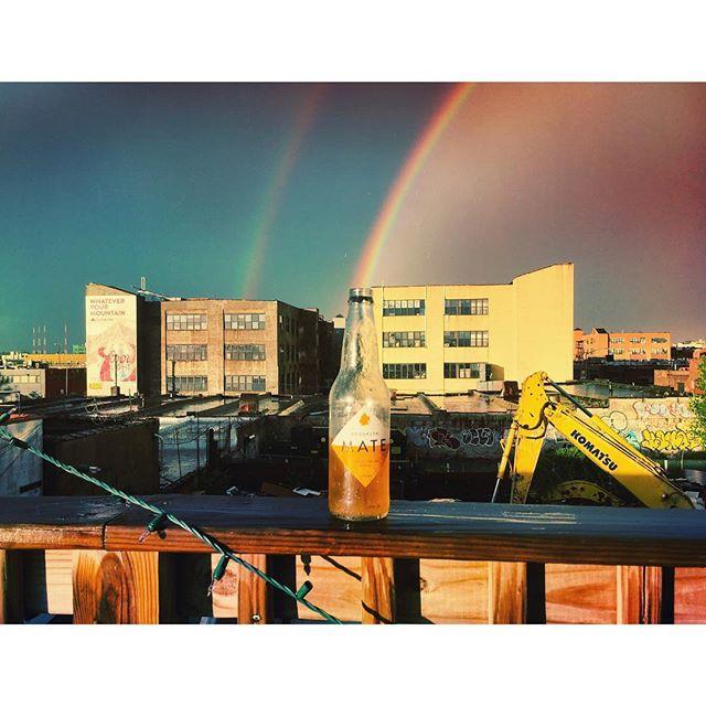 Happy pride! #pride🌈 #brooklynmate #brooklyn