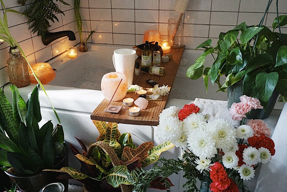 VALENTINES DAYSELF-CARE -