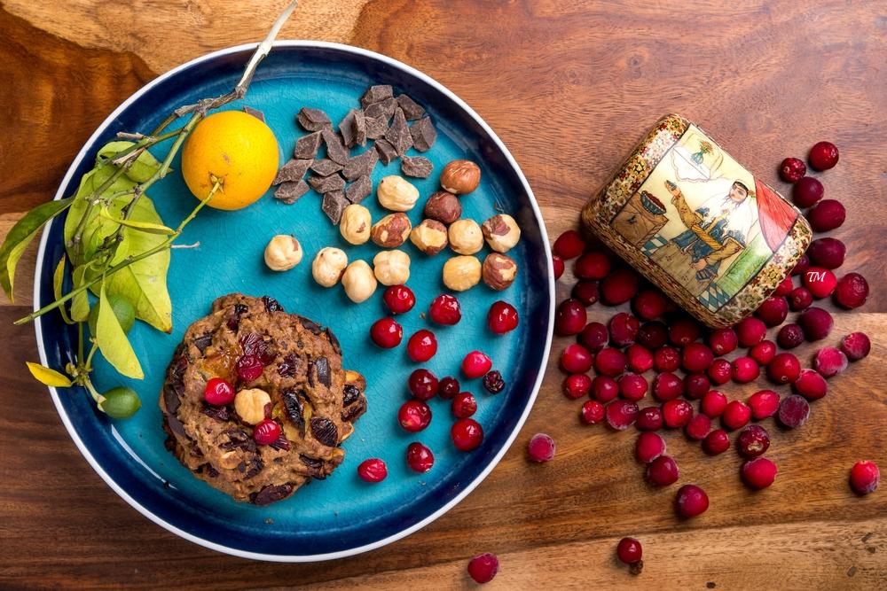 HAZELNUT - CHOCOLATE- ORANGE BLOSOOM- CRANBERRY
