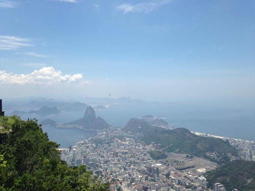 Rio de Janeiro, Brazil. Daniel Tobin, 2014