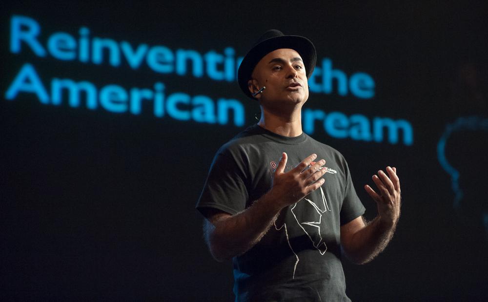 Host Sanjeev Khagram