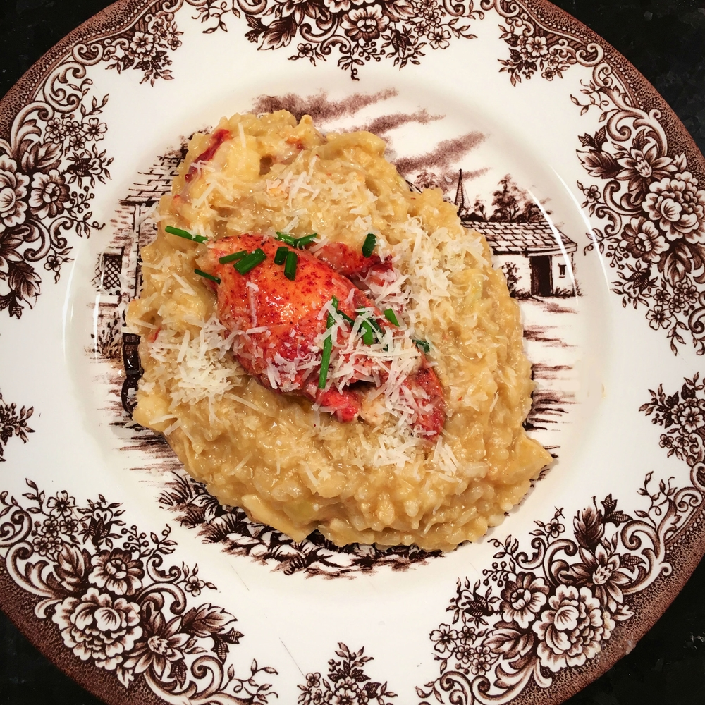 lobsterrisotto