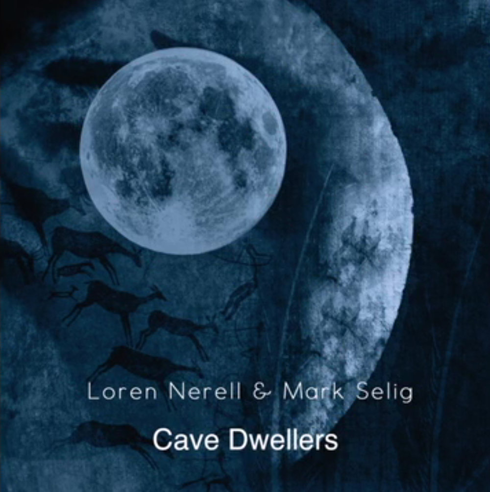 Loren Nerell has a new album out with Mark Selig. Get is at  BandCamp .