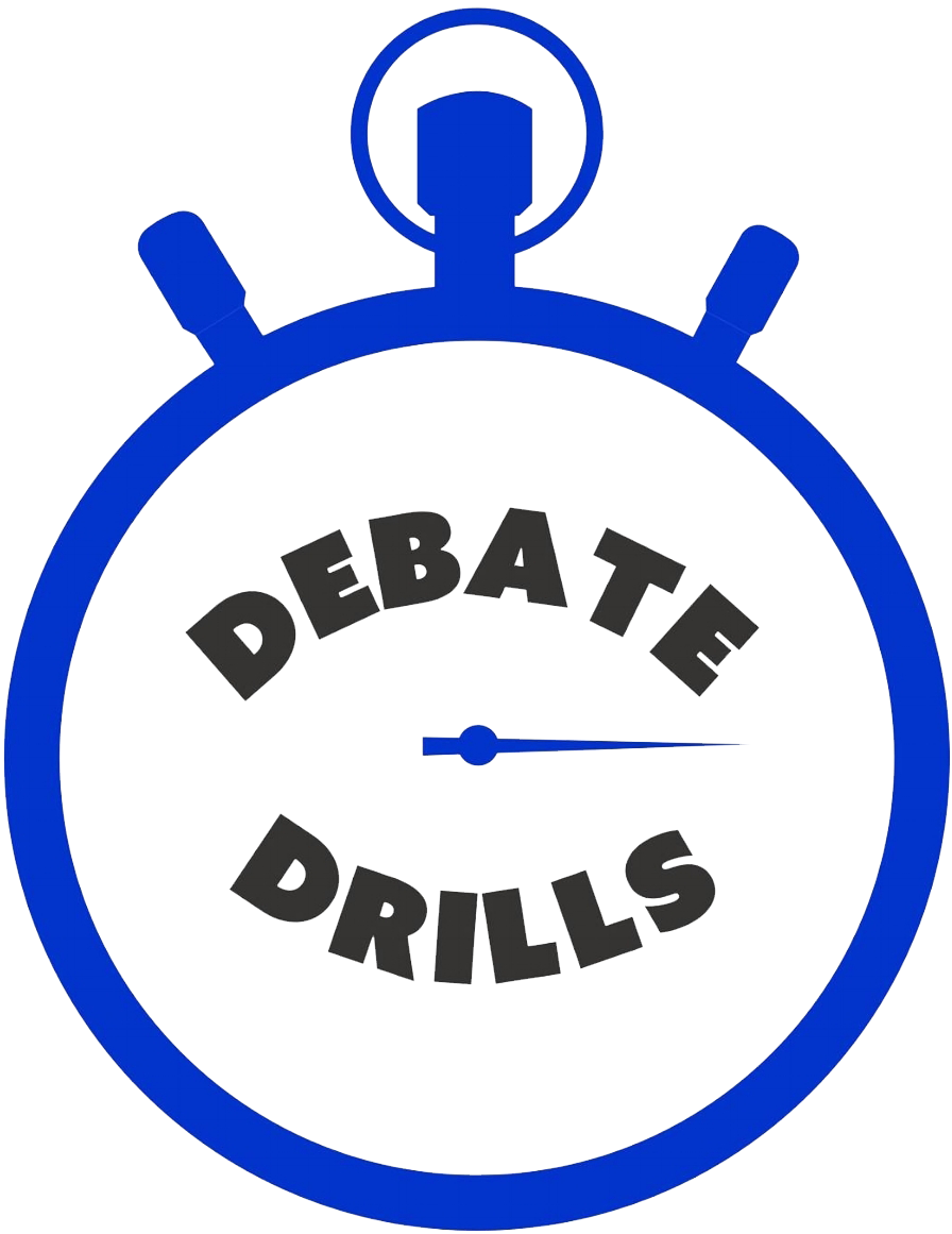 Debatedrills | Private Online Debate Coaching