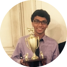 Pranav Reddy UPenn '19, TOC 2015 Champion + 2nd speaker, NDCA 2014 + 2015 Champion, Harvard-Westlake 2015 Champion, Glenbrooks 2014 Champion + 1st speaker, Berkeley 2014 Champion   I began working with Paras during the summer of my freshman year, when I barely knew anything about debate. Despite how truly incompetent I was, Paras worked with me every week and took a personal investment in my success: week one we worked on organization, week two we talked about what the goal of every speech was and so on. No one was happier when I finally (miraculously) reached elimination rounds at a tournament than my coach Paras was.  Throughout the time I spent working with Paras, we focused on skills that were transferrable to every debate I would have throughout my career. We did a wide variety of drills, from word economy and speaking drills to more specific ones, such as how to respond to specific common arguments. Even when I was entirely new to the activity and knew nothing about how debate worked, Paras was very effective at paraphrasing and explaining ideas and then creating an accompanying drill to reinforce the concepts I had just learned. Without all the time Paras and I spent on understanding the fundamentals of debate, I would never have had as much success in the activity. I still remembered his lectures about argument selection, time tradeoffs and debate as a game before my most important and final rounds of my career.