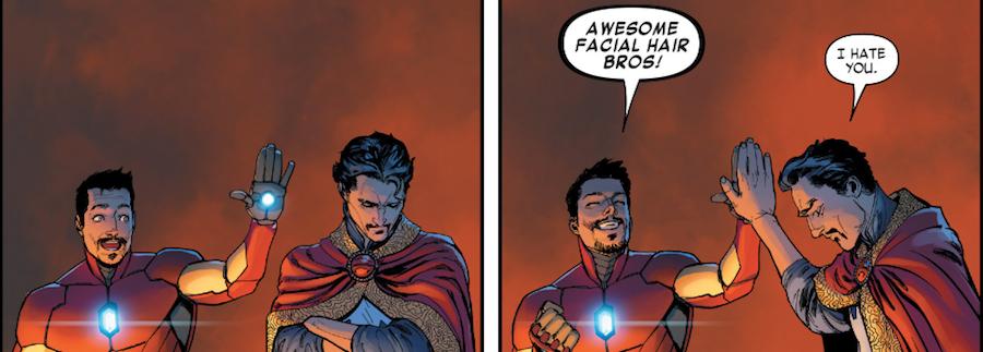image courtesy of Marvel Comics