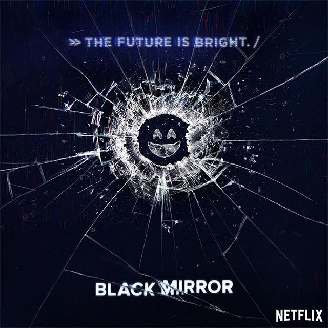 Black Mirror is back Dec 29! -k2 #BlackMirror #Netflix