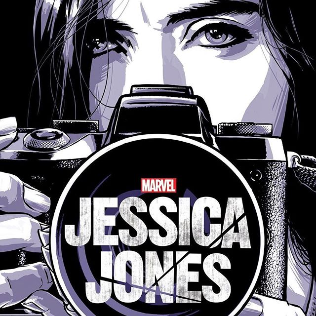 Jessica Jones is back March 8! Check out the trailer on our FB page. -k2 #Marvel #JessicaJones #Netflix #MNU #Barracuda