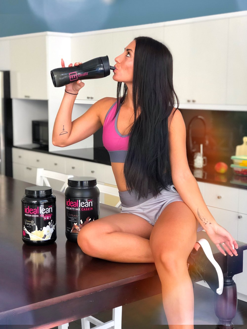 my go to fuel - protein & supplements