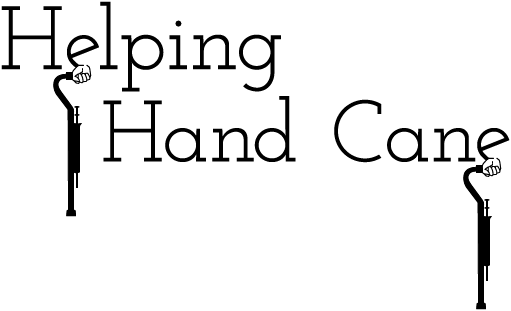 Helping Hand Cane