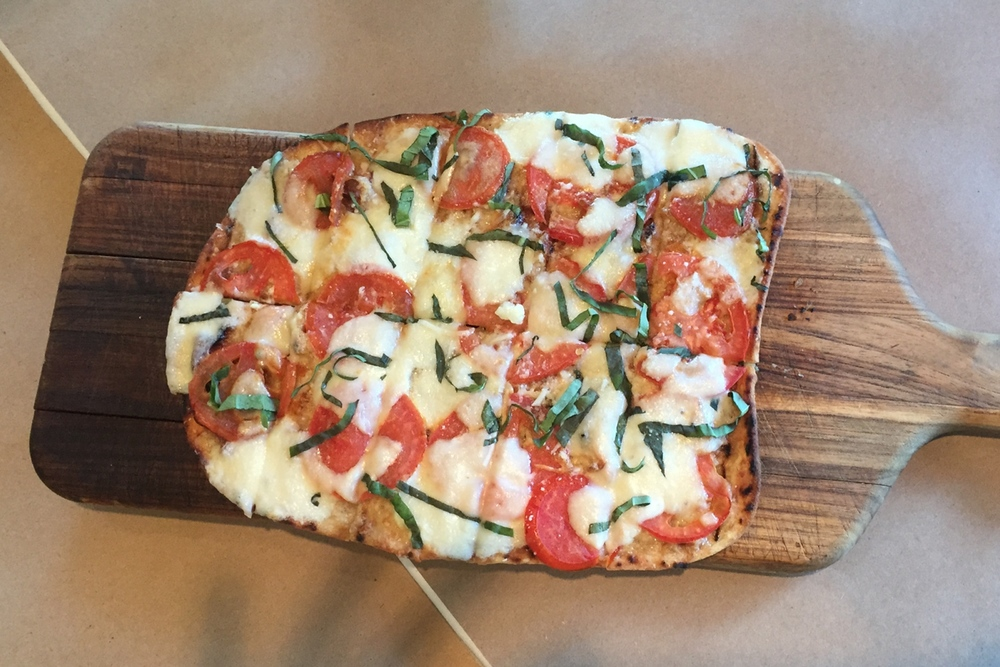 Lexington Square Cafe Flatbread