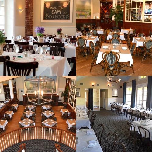 Lexington Square Cafe Parties