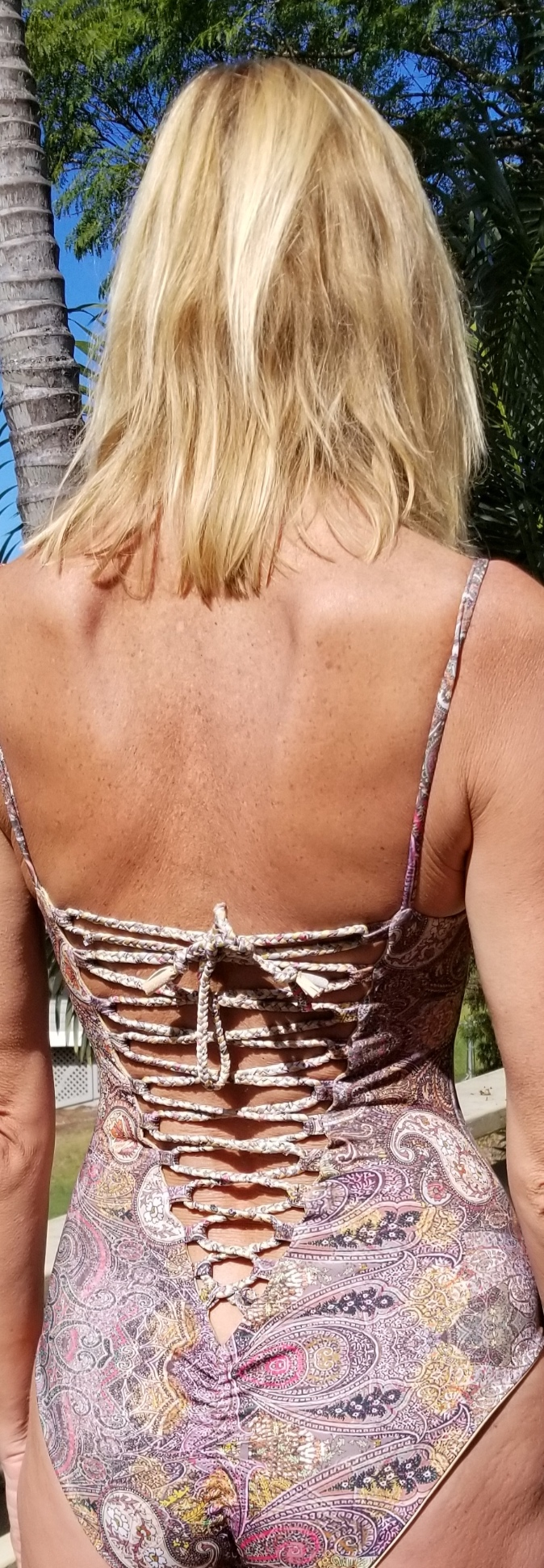Braided Corset Back!