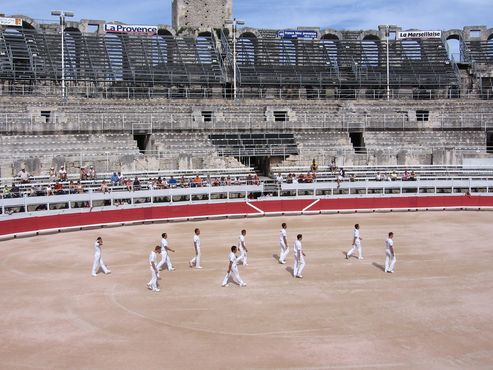 Bullfighters - Arles, France