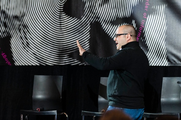 Jeff Lawson, Twilio CEO speaking at The Cloud Factory