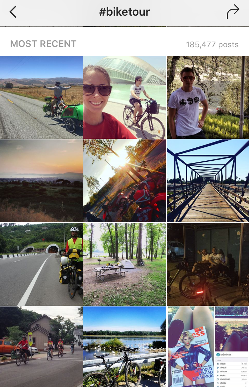 #BikeTour