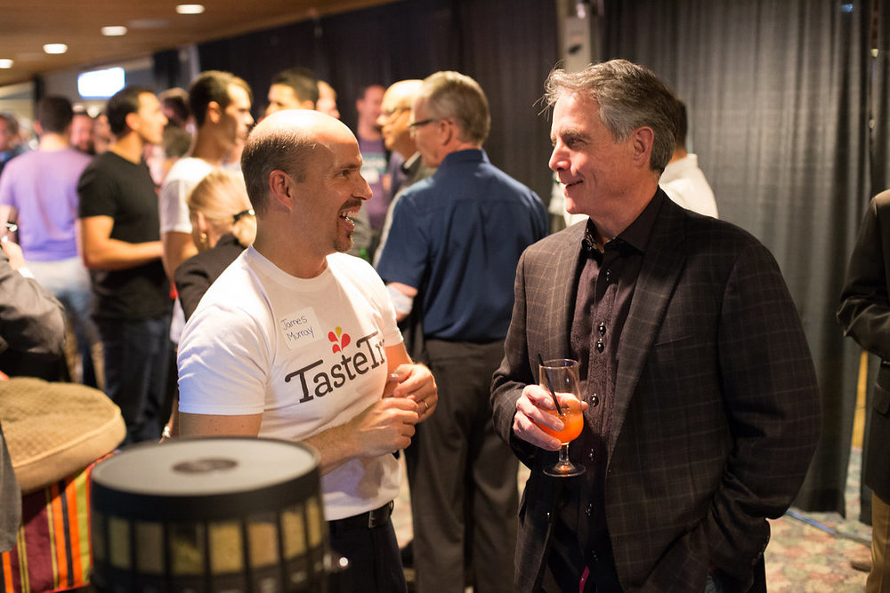 TasteTro at Startup Calgary Launch Party 2016