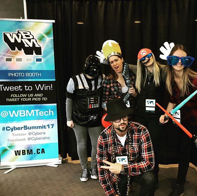 Loving the photo booth at the WBM Technologies social media lounge at #CyberSummit17 . . . . . #yyc #yycliving #yycnow #capturecalgary #captureyyc #calgarylife #eventprofs #yycevents #yycbusiness #hustle #girlboss #womenentrepreneurs