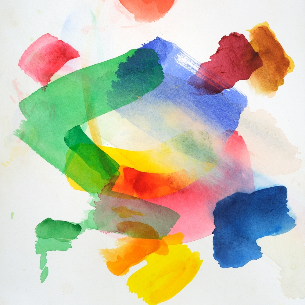 George Hofmann Dark Matter, Squared, 2015 watercolor on Arches paper 15x11 in..jpg