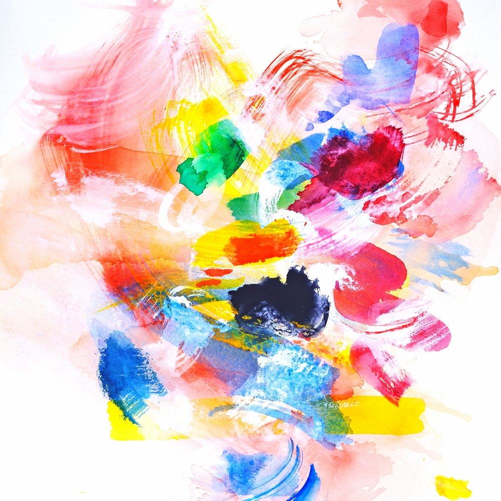 George Hofmann Rumble, 2014 watercolor on Arches paper 18x15 in..jpg