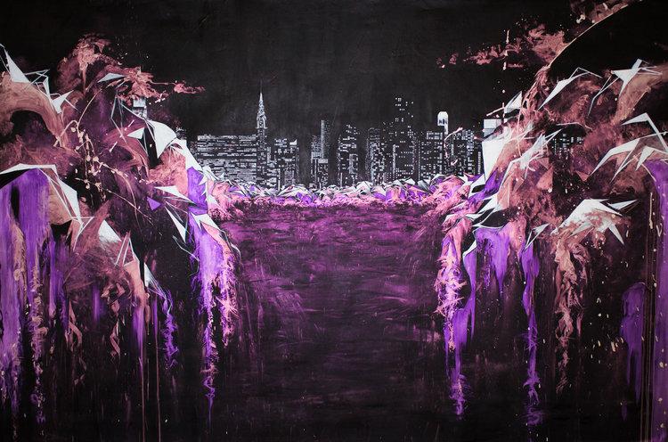 New York Sakura–Oscar Lett