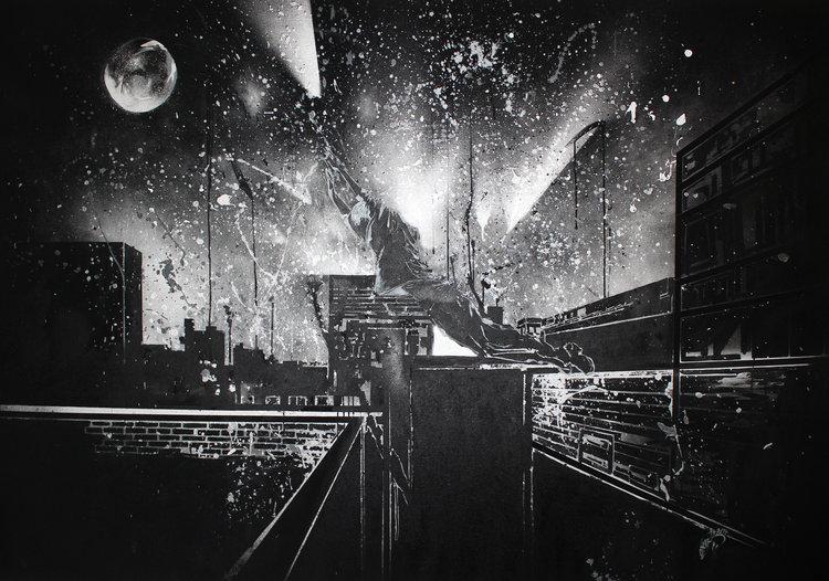 Shoot For The Moon, Crash In The Stars–Oscar Lett