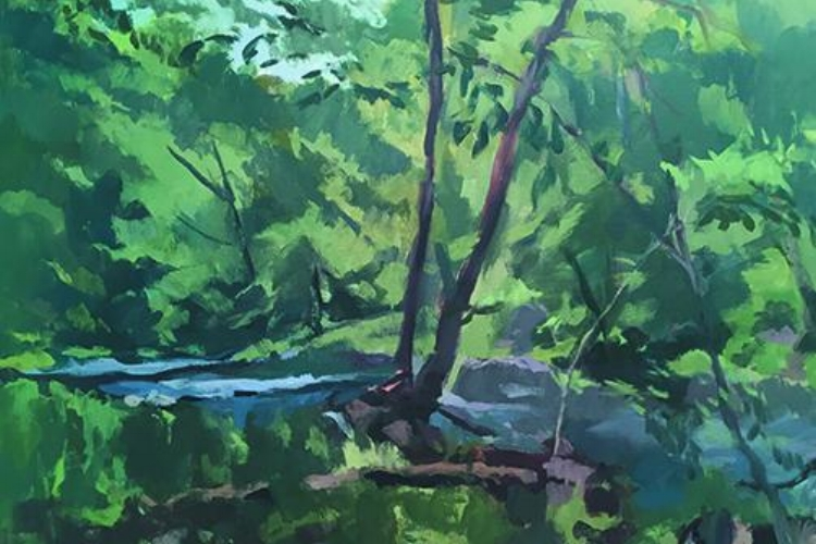 Bowery Gallery                               Ian Tornay: Four Seasons of Plein Air Landscape                                                      April 25 - May 20, 2017                                                             New York, USA