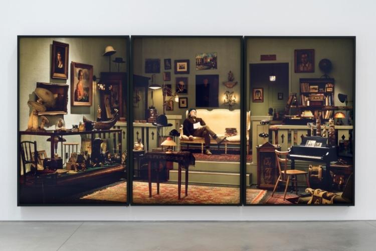 303 Gallery                             Rodney Graham                           April 20 – June 2, 2017                              New York, USA