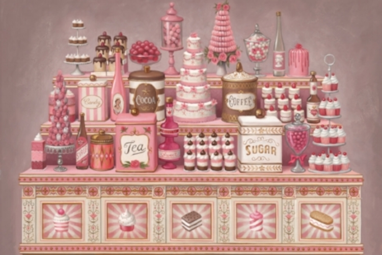 Paul Kasmin Gallery                                     Mark Ryden: The Art Of Whipped Cream                                                      May 20 - July 21, 2017                                                             New York, USA