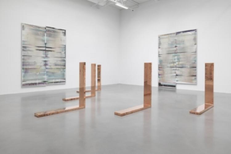 Petzel Gallery                        Walead Beshty: Open Source                           April 20 - June 17, 2017                               New York, USA