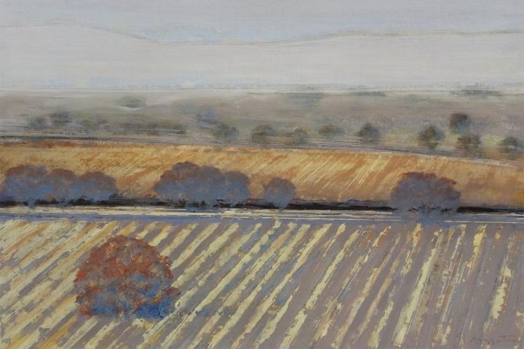 Desta Gallery                         Alan Mazzetti: Horizon Lines                           May 19 – July 13,2017                             San Anselmo, USA