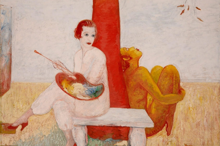 Jewish Museum                                          Florine Stettheimer: Painting Poetry                                                May 5 – September 24, 2017                                                             New York, USA