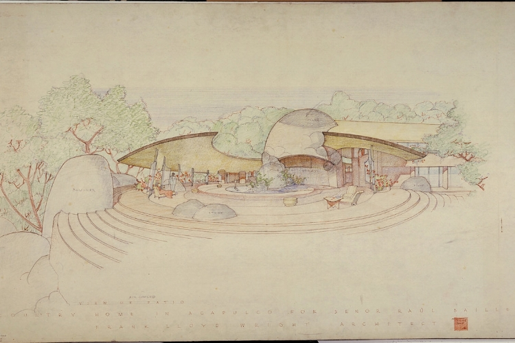 MoMA Museum of Modern Art                            Frank Lloyd Wright at 150: Unpacking The Archive                                                  June 12 – October 1, 2017                                                             New York, USA